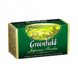 Greenfield Чай Flying Dragon green tea (25 пакетиков)